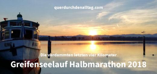 Bewegung Greifenseelauf Halbmarathon 2018