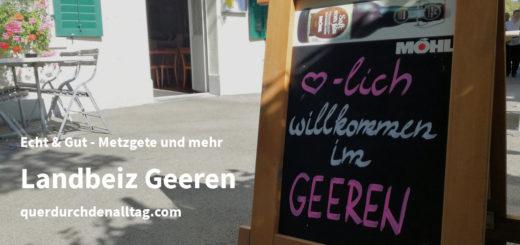 Restaurant Landbeiz Geeren Gockhausen Dübendorf