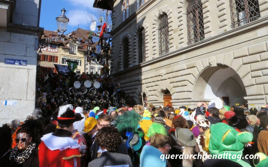 Luzern Fasnacht