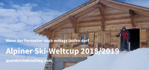 Ski Alpin Weltcup Lauberhorn Wengen