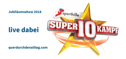 Super10Kampf Sporthilfe Jubiläumsshow