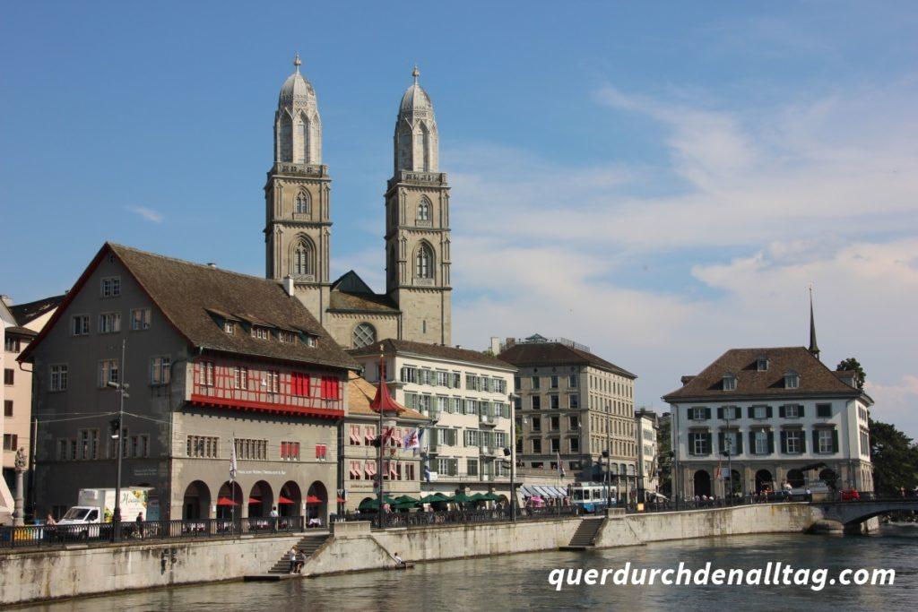 Zürich Grossmünster