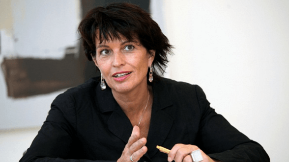 Schweiz Bundesrat Doris Leuthard