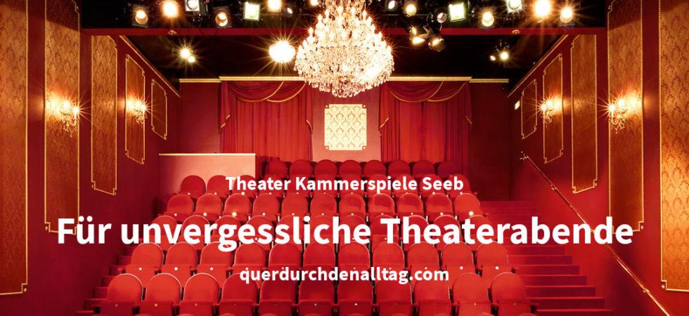 Theater Kammerspiele Seeb 4 nach 40