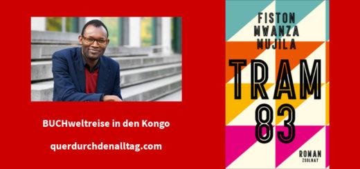 Fiston Mwanza Mujila Tram 83 Kongo
