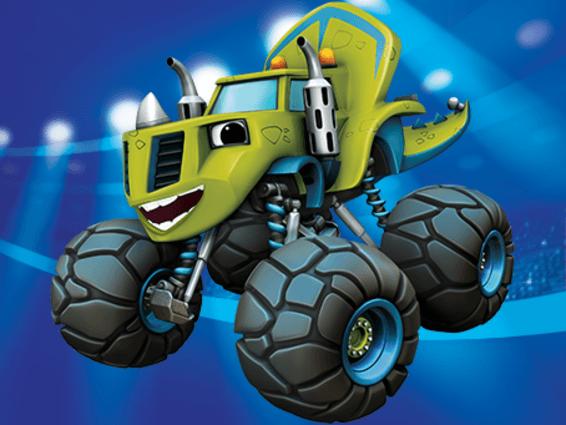 Blaze und die Monster-Maschinen Zeg