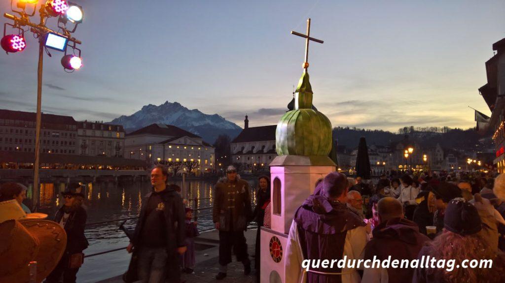 Fasnacht Luzern 2016