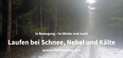 Bewegung Laufen Winter Schnee