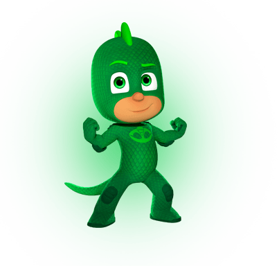 PJ Masks Pyjamahelden Gecko
