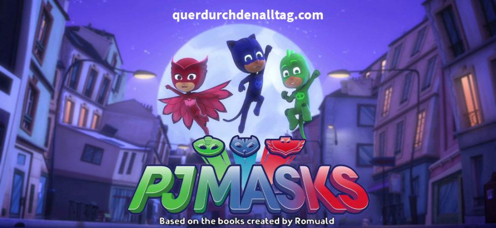 PJ Masks Pyjamahelden