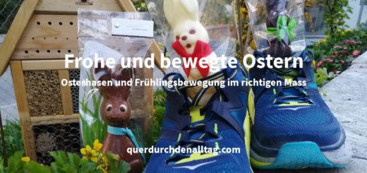 Ostern Laufen Bewegung 2019