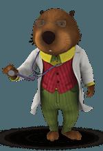 Leo Lausemaus Dr. Biber