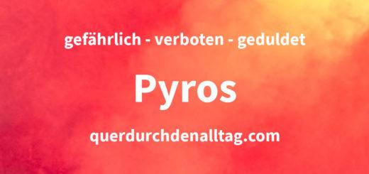 Pyros Fussball