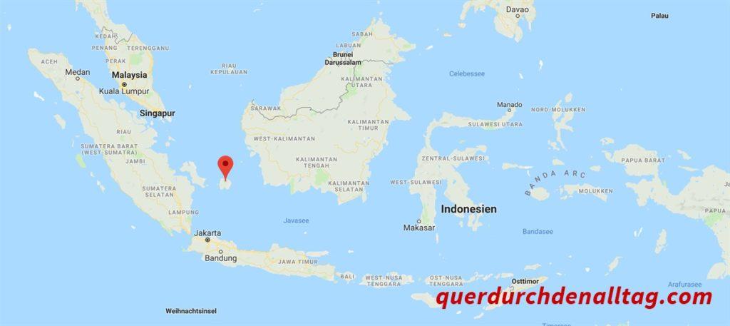 Andrea Hirata Belitung Indonesien