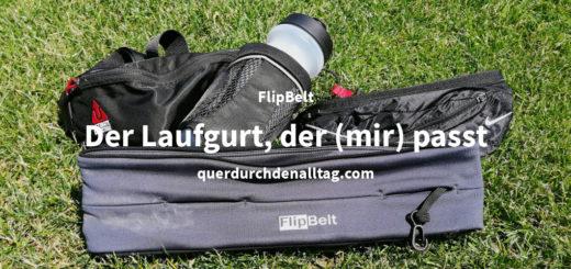 FlipBelt Laufgurt Laufen