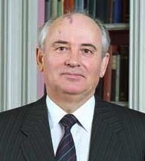 Mikhail Gorbachev Sowjetunion UdSSR