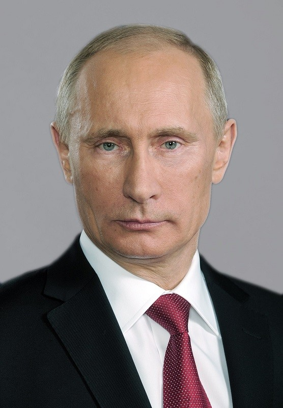 Vladimir Putin Russland
