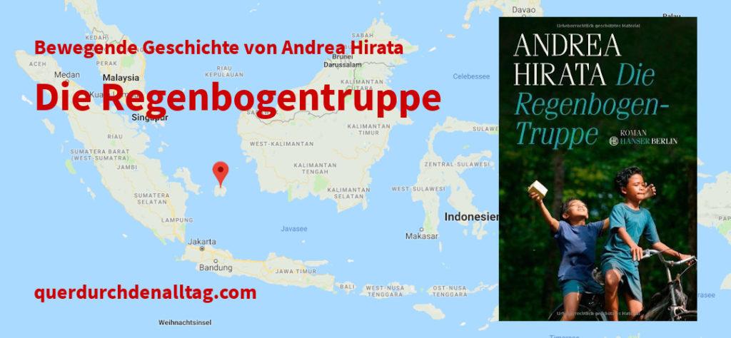 Andrea Hirata Die Regenbogentruppe