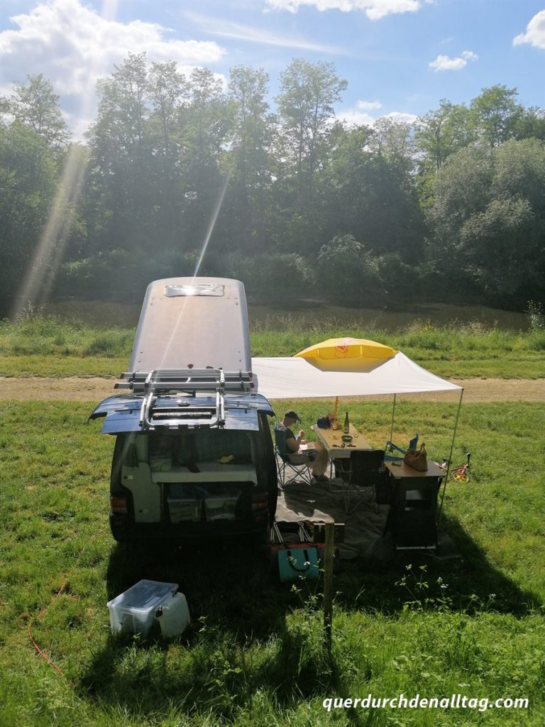 Elsass Colmar Camping