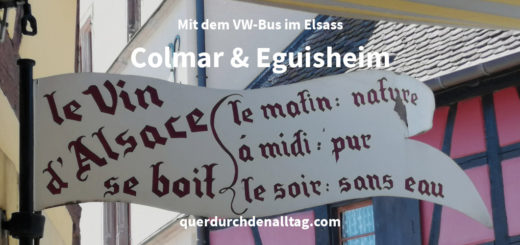 Elsass Colmar Eguisheim