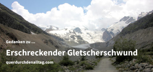 Morteratsch Gletscher Bernina Engadin