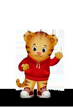 Kleiner Tiger Daniel