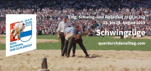 Schwingfest ESAF 2019 Zug