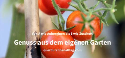 Garten Gemüse Früchte Kräuter Tomaten