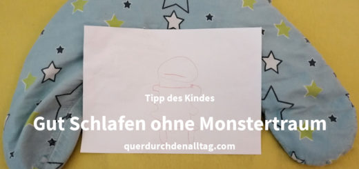 Kind Traum Monster