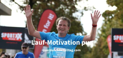 Laufen Motivation Wettkampf Greifenseelauf
