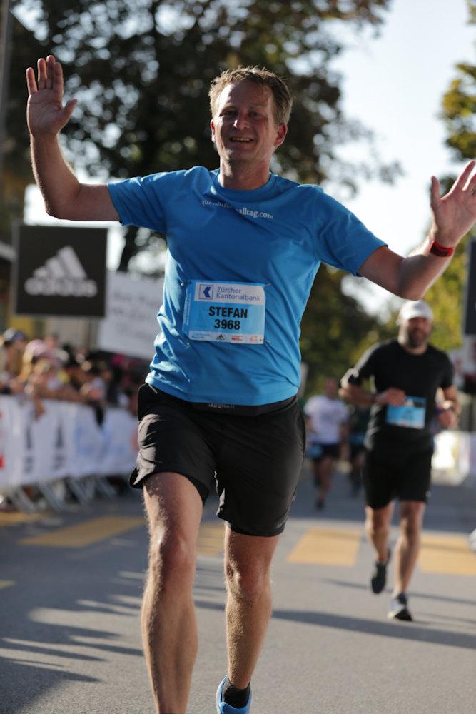 Greifenseelauf Halbmarathon 2019
