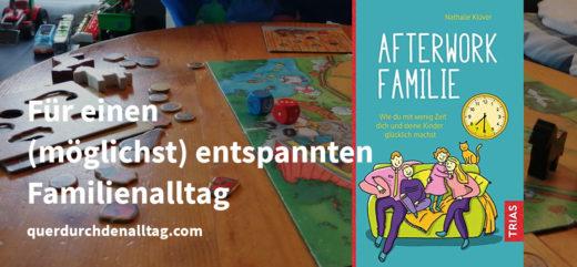 Nathalie Klüver Afterwork Familie