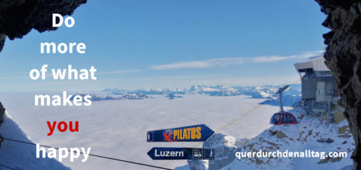 Pilatus Luzern Do more of what makes you happy