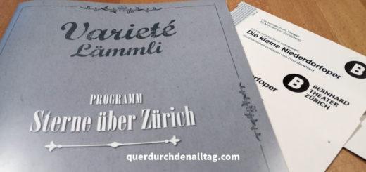 Die kleine Niederdorfoper Theater Zürich