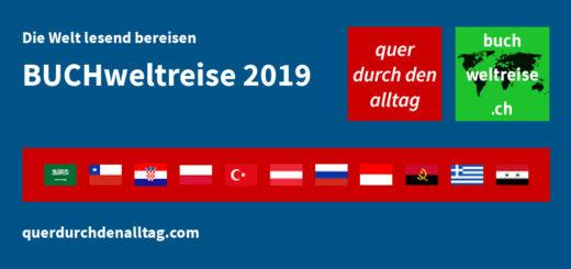 BUCHweltreise Rückblick 2019