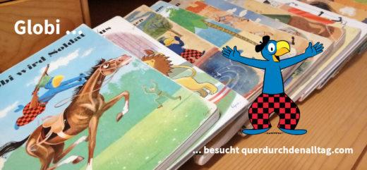Globi Kinderbuch