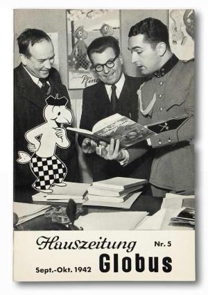 Globus Hauszeitung 1942 Globi