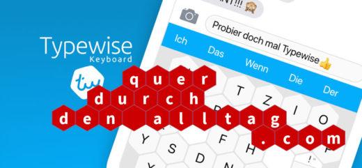 Typewise Handy Tastatur