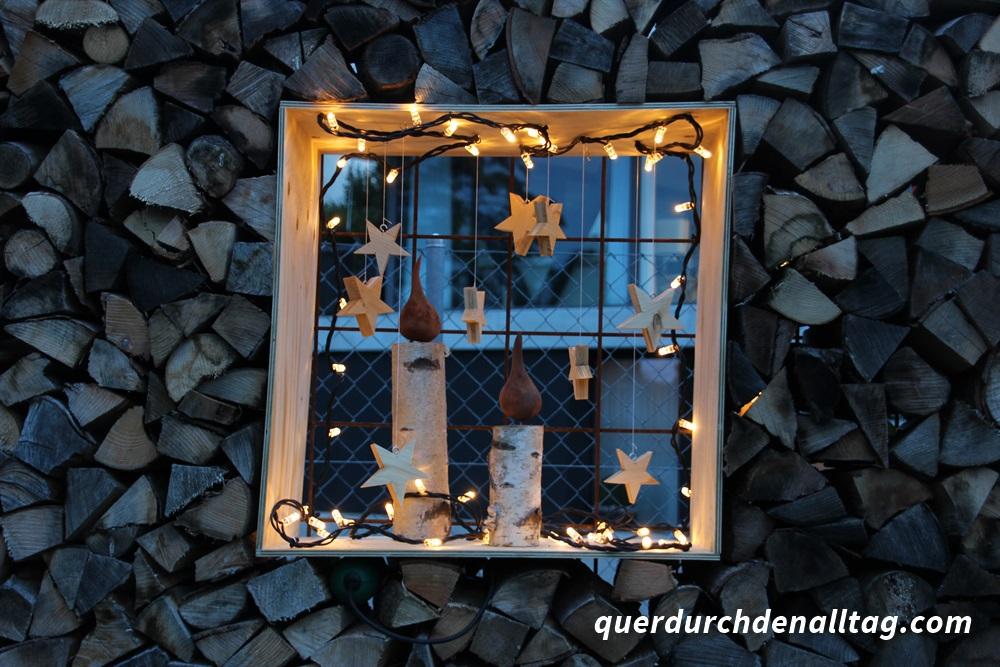 Weihnachten Advent Beleuchtung Deko Garten