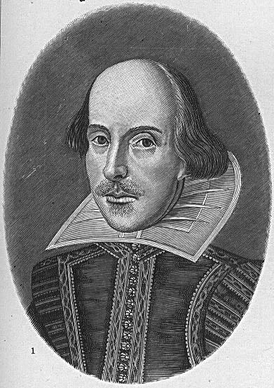 1616 William Shakespeare