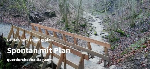 Laufen Plan Spontan