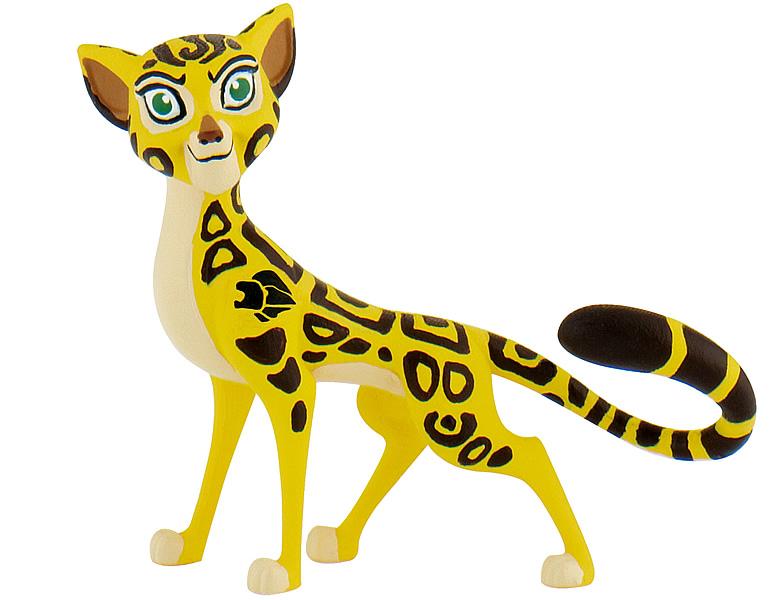Die Garde der Löwen Gepard Fuli