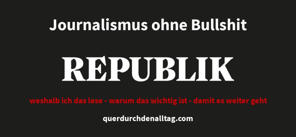 Die Republik Zürich