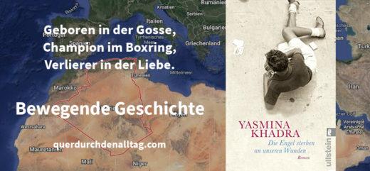 Yasmina Khadra Die Engel sterben an unseren Wunden