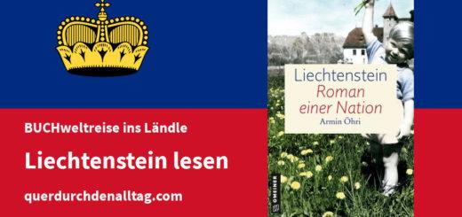 Armin Öhri Liechtenstein Roman einer Nation
