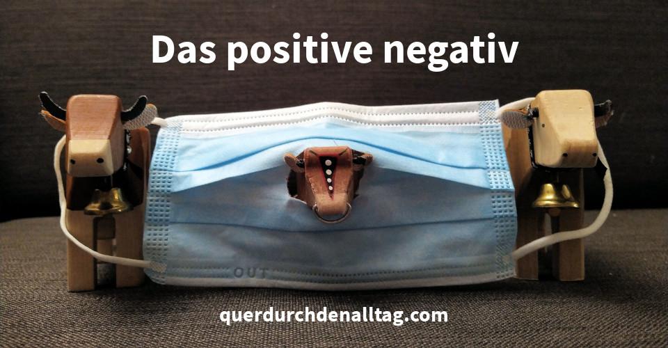 Corona BAG Gesundheit Positiv Negativ