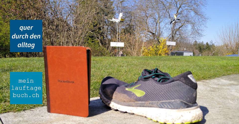 Lesen Laufen Frühling 2021