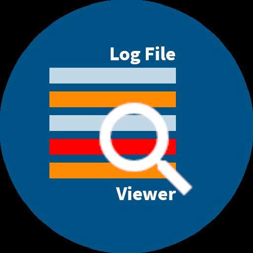 Log File Viewer Software App